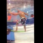 Indoor Surfing Fail