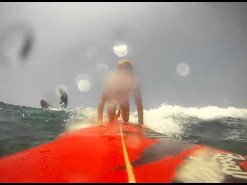 Kahaluu Action Surfing Fun