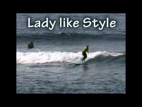 aussie longboard style