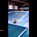 Practicando Surfing Fail