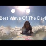 Mariah – Learning To Surf The Longboard