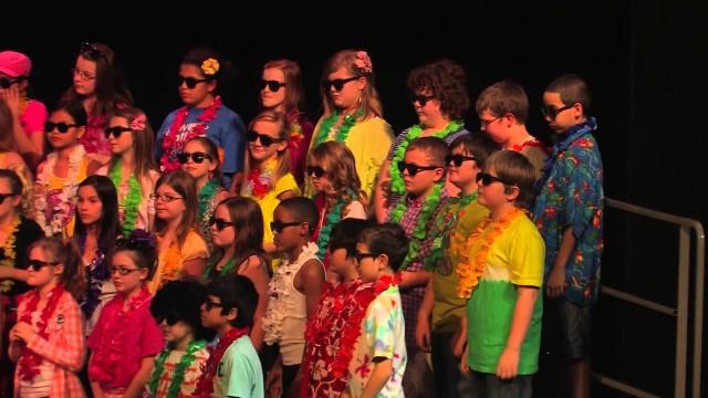 Westwood Intermediate 5th Grade Choir Concert