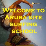 aruba kite surfing school and surfing