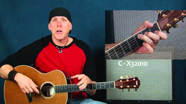 Beginner guitar lesson tricks tips quickly learn to change chords strum exercises acoustic electric