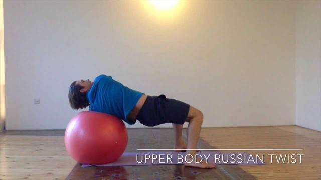 Swiss Ball & Abdominal Conditioning Basics for Surfing