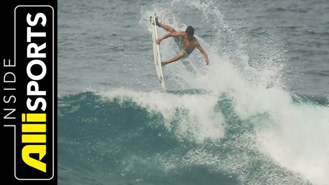 Kalani David's Surf, Skate Upbringing + Competition Thoughts | Inside Alli Sports