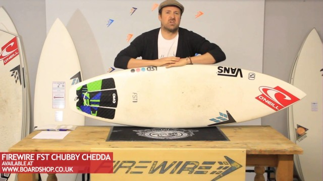 Firewire Chubby Chedda – Firewire Surfboards Review