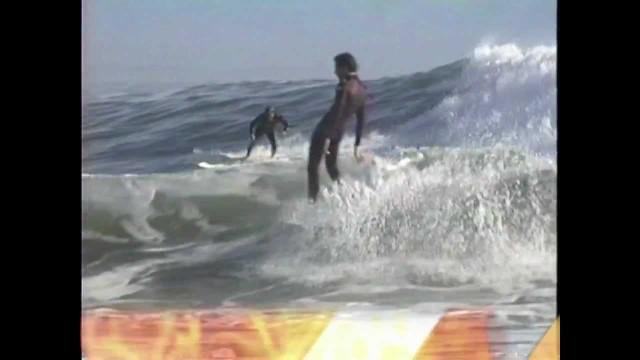 LONGBOARD RULE! COWELLS BEACH BOYS SANTA CRUZ SURF