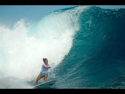 Heat Highlights – Fiji Women's Pro at Cloudbreak, Tavarua – Surf Channel