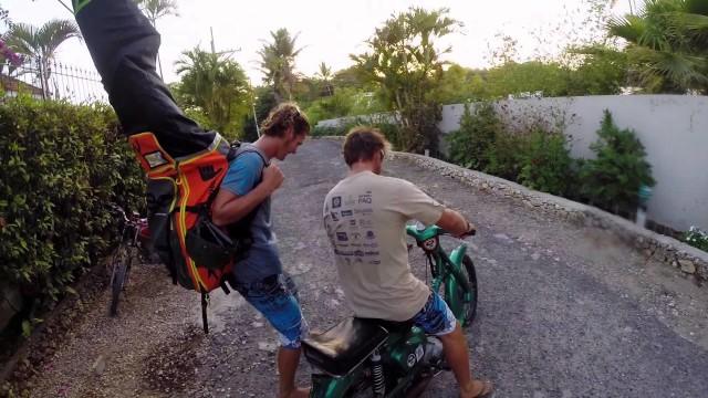 Episode 1 – Paradise ADRS Kitesurfing Cabarete Dominican Republic