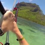 Kitesurfing Mauritius 2012