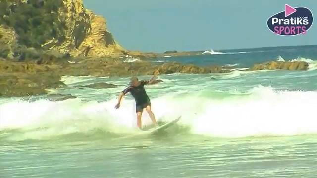 Surf – How to do a cutback
