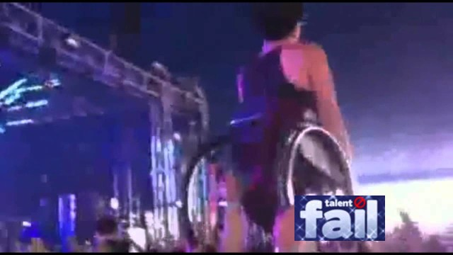 WHEELCHAIR SURFING FAIL [TalentFail.com]