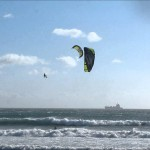 Red Bull King of the Air Kite Surfing Contest, Cape Town 2013 – Highest Kite Surfing Jumps ever