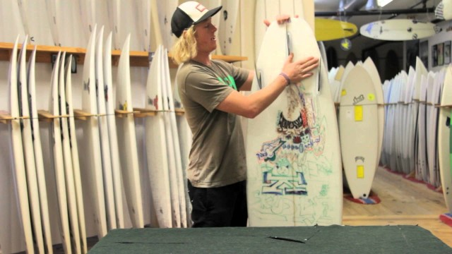 Lost Subscorcher Surfboard Review