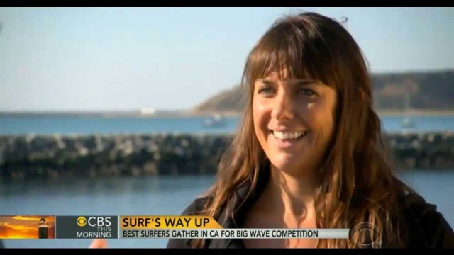 California Mavericks competition – Surf's up for big wave junkies