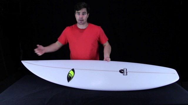 Sharpeye Disco surfboard  Shred Show ep. #15: Sharpeye Disco
