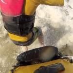 Kayak Surfing Fail!