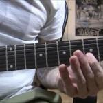 Rockabilly Guitar Tremolo Picking Lesson..