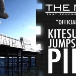 The Man that Touched the Sky: Kitesurfer Jumps Over Pier