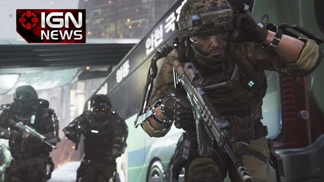 Call of Duty: Advanced Warfare Update Hits for 360 – IGN News