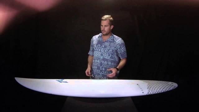 Rusty Slayer Surfboard – BeachinSurfTV