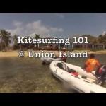 Kite Surfing in the Grenadines – A Beginner's Journey