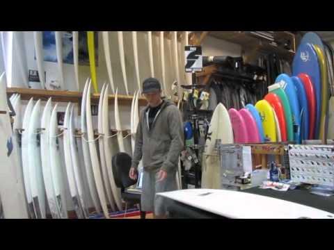 Channel Islands MBM+ Surfboard Review