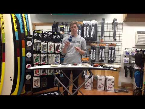 Choosing The Right Fins For Your Surfboard