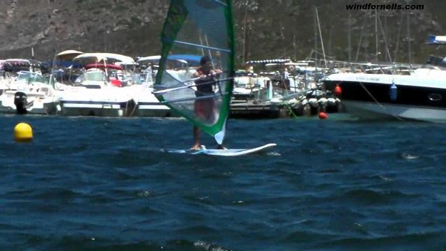 Intermediate Courses – Windsurfing at Windfornells in Menorca