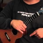 "Aarons Ukulele Lessons- ""Surf""- Ka'au Crater Boys Version"