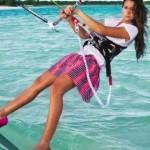 Miami kiteboarding  FL. Beach kiteboarding Photo Map