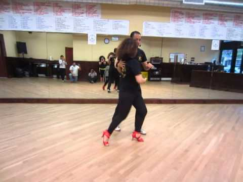 Jose Mariscal Intermediate Workshop a- Lorenz Latin Dance Studio Manhattan
