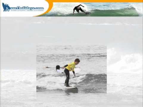 Surfing Holidays France For Your Vacation