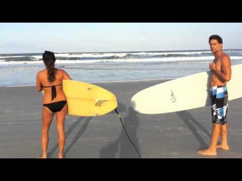 Daytona Beach Babes – RawSistahs Surf Lessons & Man Burps
