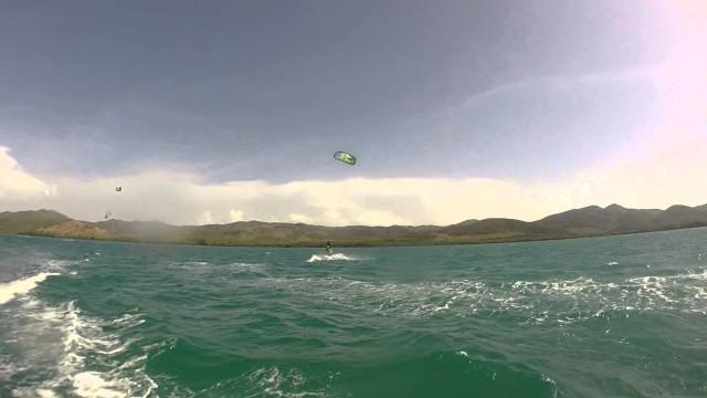 Kite Buen Hombre Buen Hombre kitesurfing, downwinders