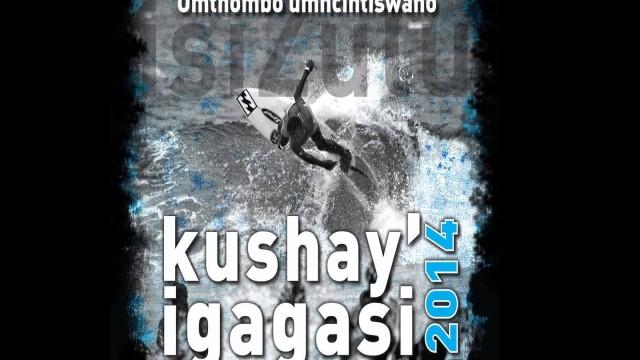 Kushay Igagasi surf contest 2014