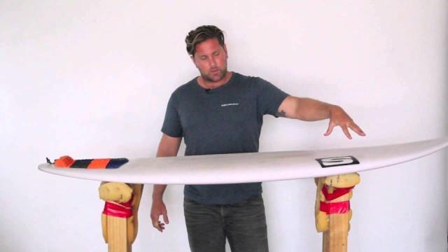 Simon Anderson Spudster Surfboard Review no.32 | Benny's Boardroom – CompareSurfboards.com