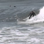 2014 LogJam Surf contest longboard highlights