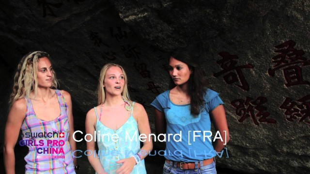 ASP Women's World Longboard Championships in China – the girls exploring Hainan