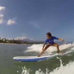 Best surfing lessons for kids in Hawaii