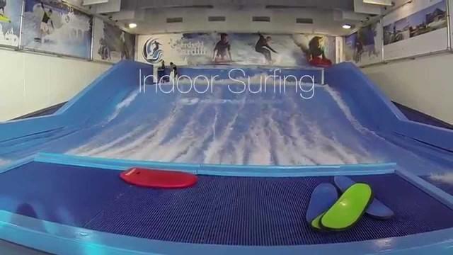 Indoor Surfing | Fails!