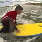 RAV4 presents Route 125. Dan & Seb learn to surf in Northern Ireland – Toyota