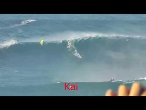 kitesurfing jaws