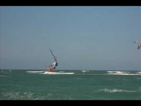 Kitesurfing competition, Starkites Sponsorship