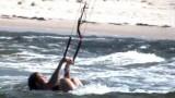 karen kitesurfing.wmv