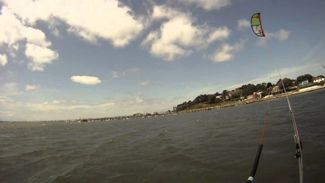 Kite Surfing 2011