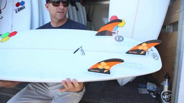 Channel Islands Fred Stubble Surfboard Review