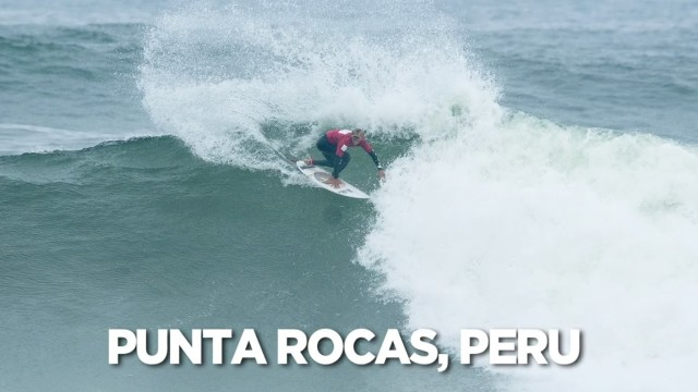 ISA 50th Anniversary World Surfing Games – Punta Rocas, Peru – Official Promo