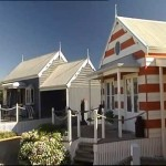 Beach Huts – Middleton, South Australia